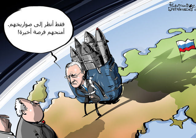 الناتو يمنح فرصة أخيرة لروسيا
