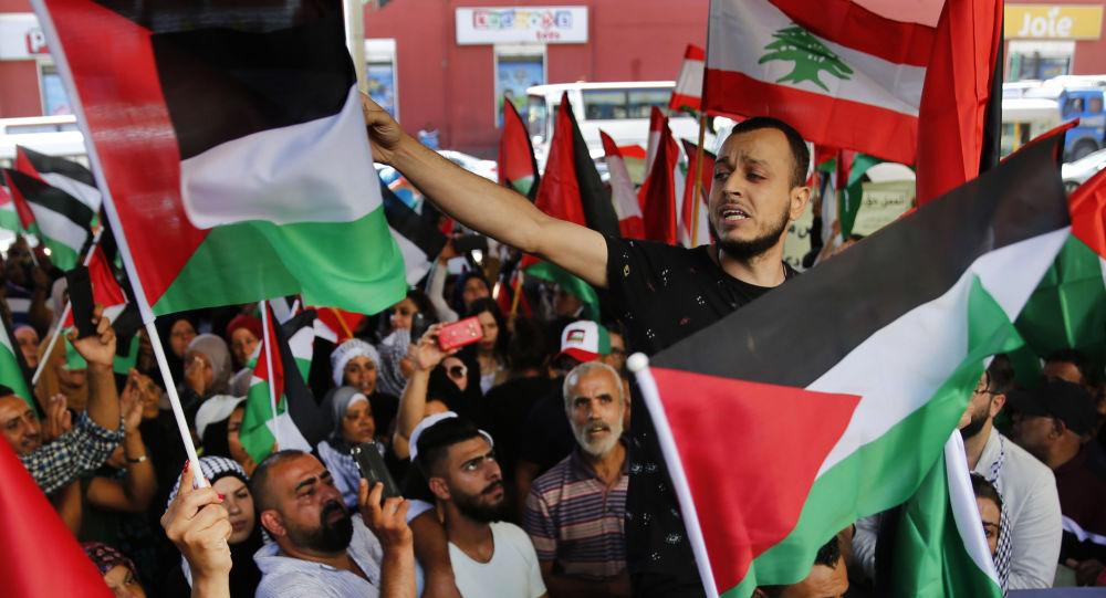 التظاهرات في تصاعد... إلى أين وصلت أزمة العمالة الفلسطينية في لبنان