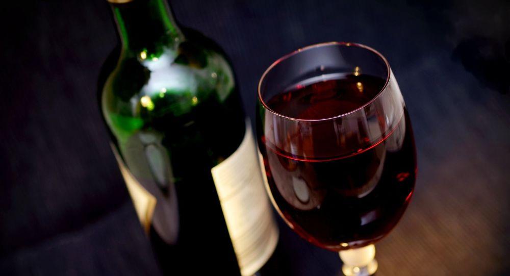 نبيذ أحمر