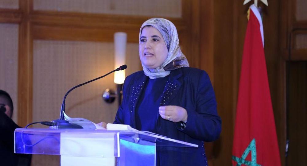 جميلة المصلي، كاتبة الدولة المكلفة بالصناعة التقليدية والاقتصاد الاجتماعي بالمغرب