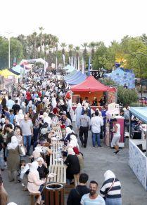 شارع الأكل بدمشق... مهرجان سنوي يجمع (الطباخين) بـ (الأكيلة