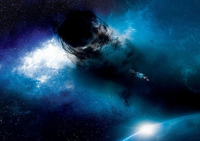 الثقب السوداء