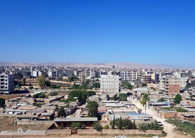 مقتل مدني في قصف أمريكي استهدف منزلا في مناطق سيطرة الحكومة السورية بريف القامشلي