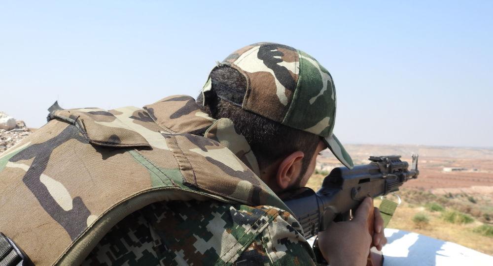 سبوتنيك ترصد هدوء الجبهات على خطوط التماس بريفي حماة و إدلب