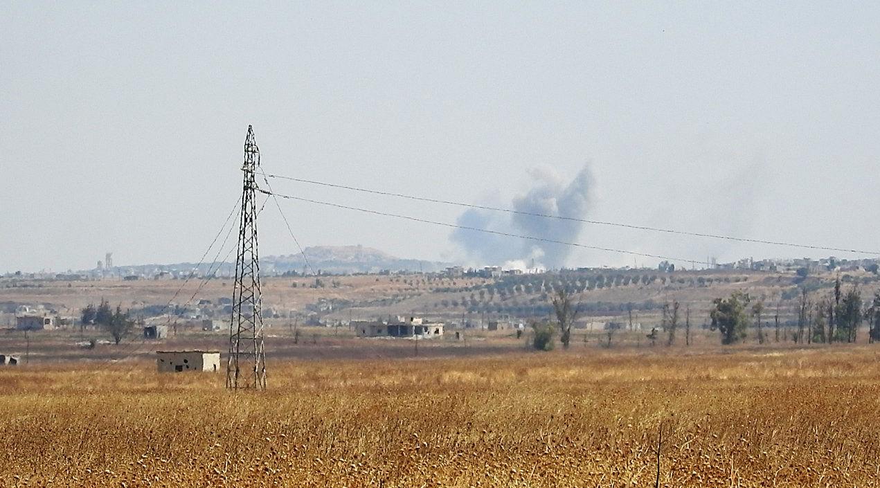 الجيش السوري يحرر بلدة الزكاة شمال حماة