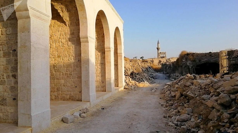 أسواق حلب القديمة