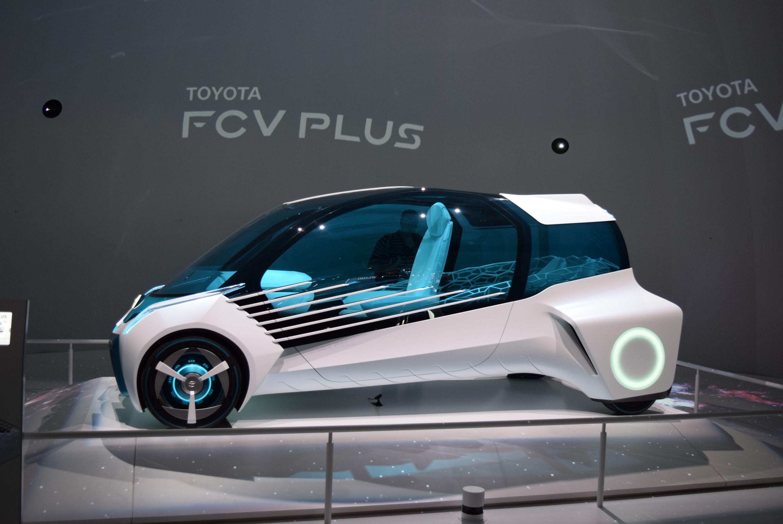 سيارة تعمل بالهيدروجين