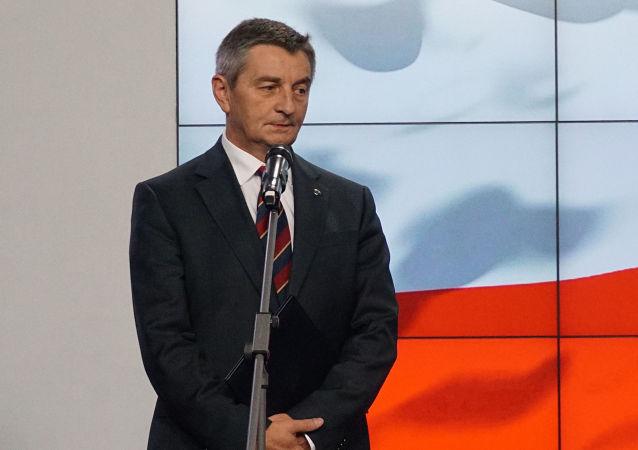 رئيس برلمان بولندا