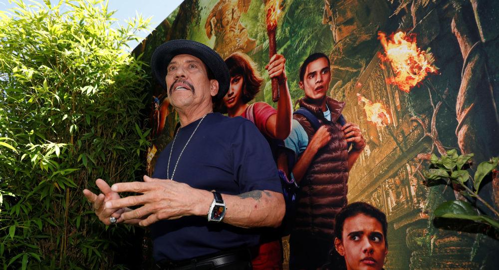 الممثل الأمريكي داني تريهو