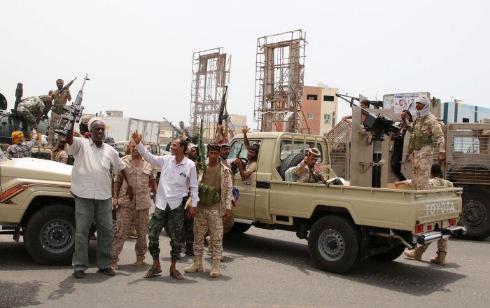 نائب رئيس الانتقالي بجنوب اليمن لـ