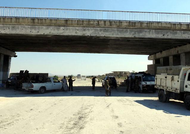 وحدات الجيش السوري تبسط سيطرتها على كامل ريف حماة الشرقي بما فيه مدينة مورك، مقتربة من النقطة التركية