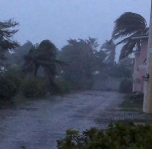 إعصار دوريان