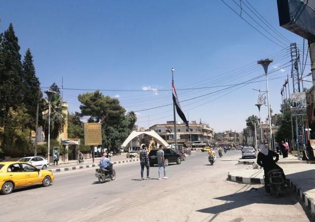 فصائل قوات سوريا الديمقراطية (قسد) تسيطر على مباني حكومية سورية في الحسكة