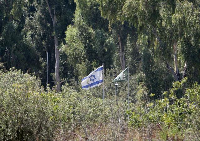الجنوب اللبناني، جنوب لبنان، علم إسرائيل 2 سبتمبر/ أيلول 2019