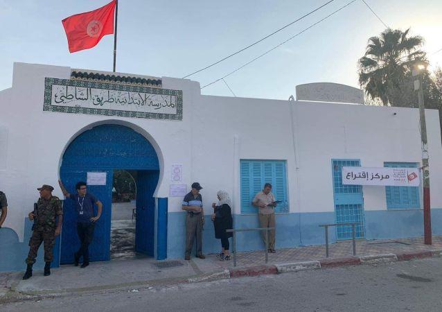 مراكز الاقتراع في تونس