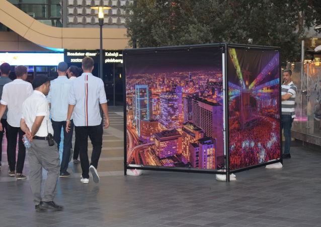 مئات اللقطات من مختلف الدول في مهرجان بيروت للصورة