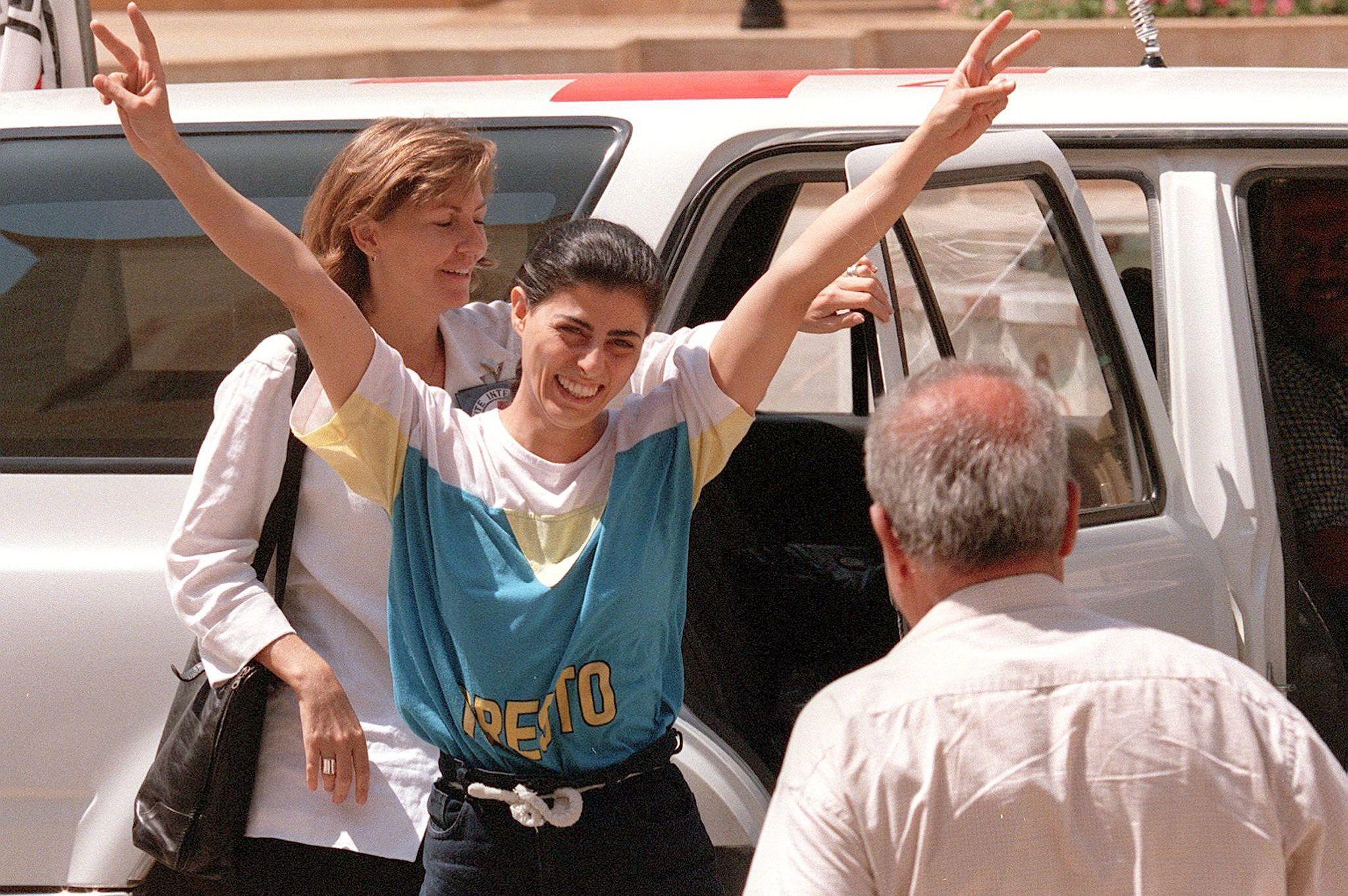 المقاومة والأسيرة اللبنانية سهى بشارة