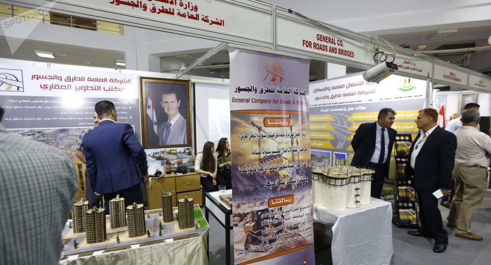 إعمار سوريا بمشاركة 10 شركات روسية