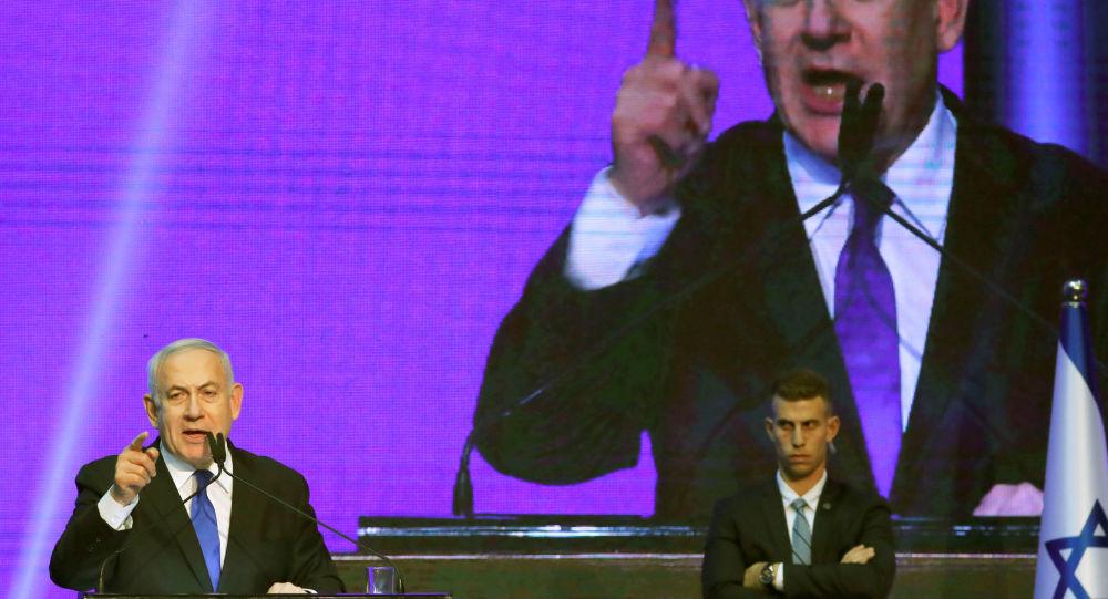 بنيامين نتنياهو، انتخابات، إسرائيل 18 سبتمبر 2019