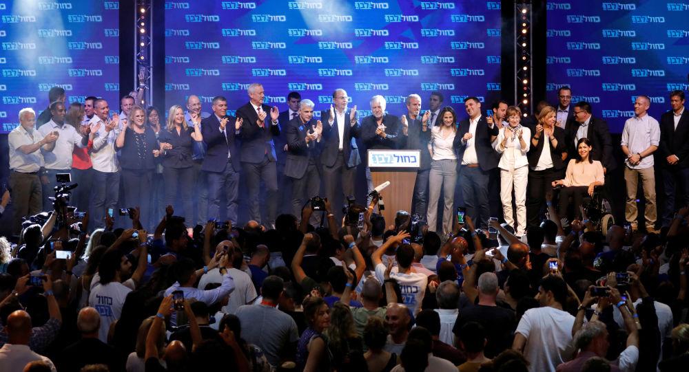 """خبير في الشأن الإسرائيلي: """"أزرق أبيض"""" الخاسر الأكبر في الانتخابات حتى الآن"""