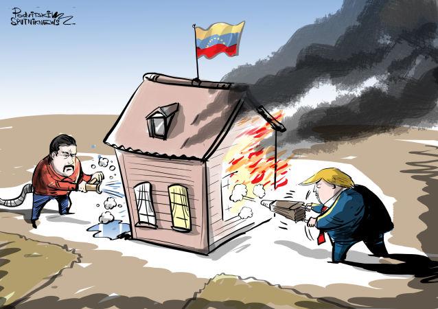 الولايات المتحدة وحلفاؤها ينشطون ميثاق ريو الدفاعي على ضوء الوضع في فنزويلا