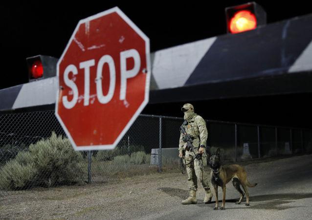 القاعدة العسكرية الأمريكية السرية المنطقة 51