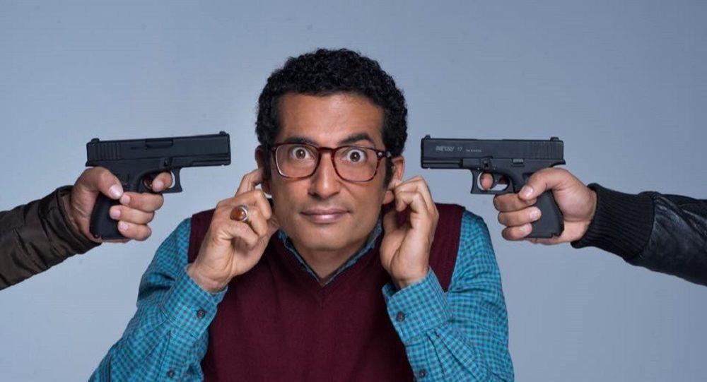 الممثل المصري عمرو سعد