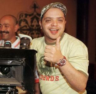 الفنان المصري محمد هنيدي