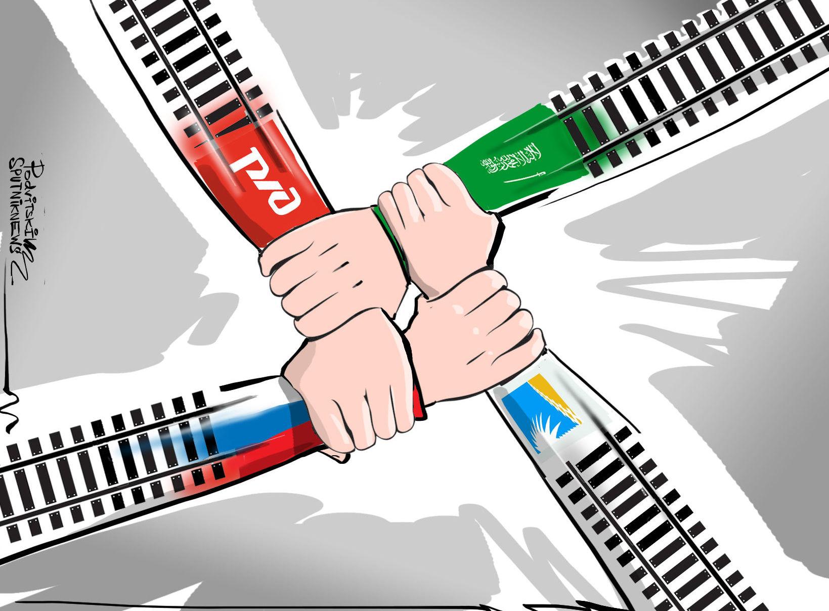 السكك الحديدية الروسية ستساعد السعودية