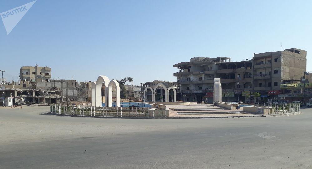 الرقة، سوريا