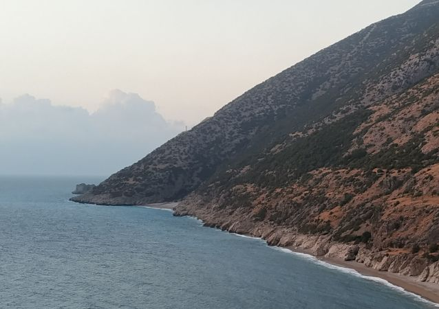 بحر اللاذقية، سوريا