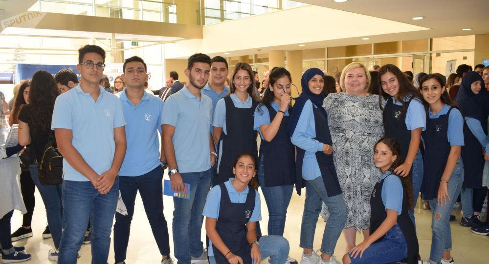 إنطلاق فعاليات معارض الجامعات الروسية في لبنان