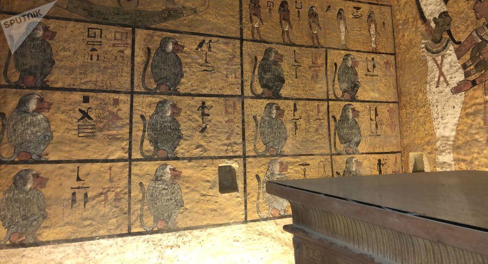نسخ طبق الأصل لمقابر ملوك الفراعنة... حلم عالمة آثار مصرية وفريقها لتوثيق الآثار وحفظها