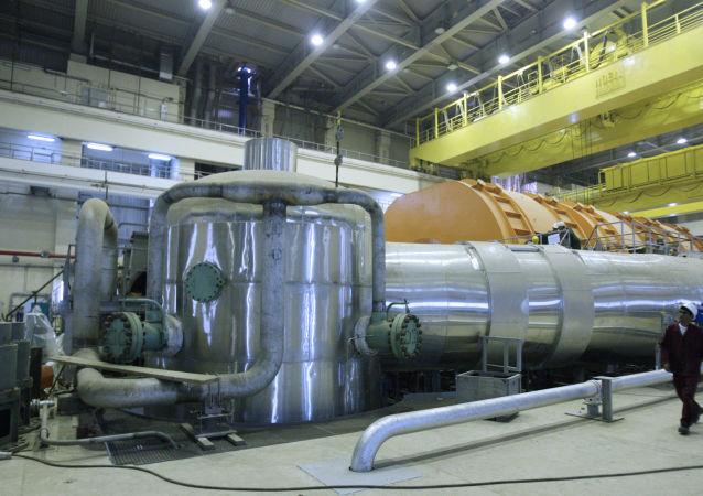 مفاعل نووي إيراني في منشأة فورد