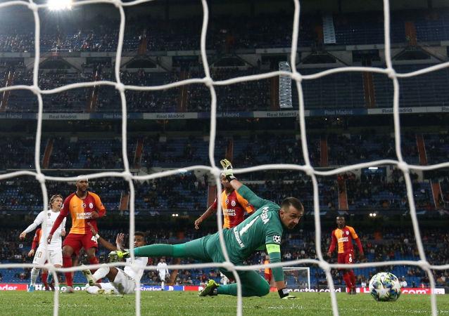 ريال مدريد وغلطة سراي