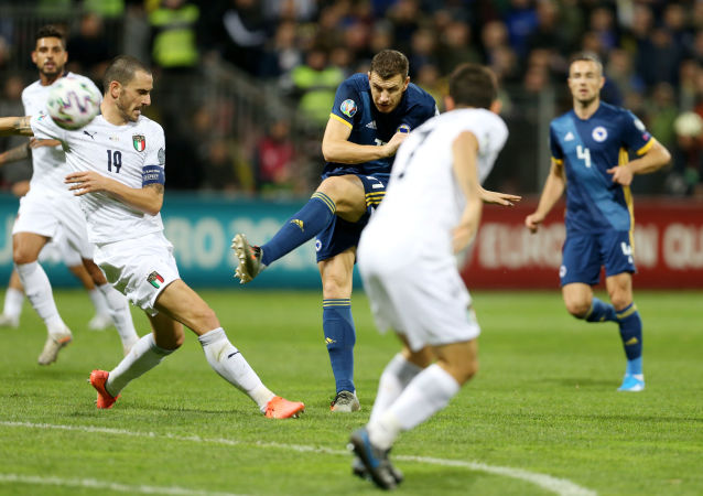 إيطاليا والبوسنة في تصفيات يورو 2020