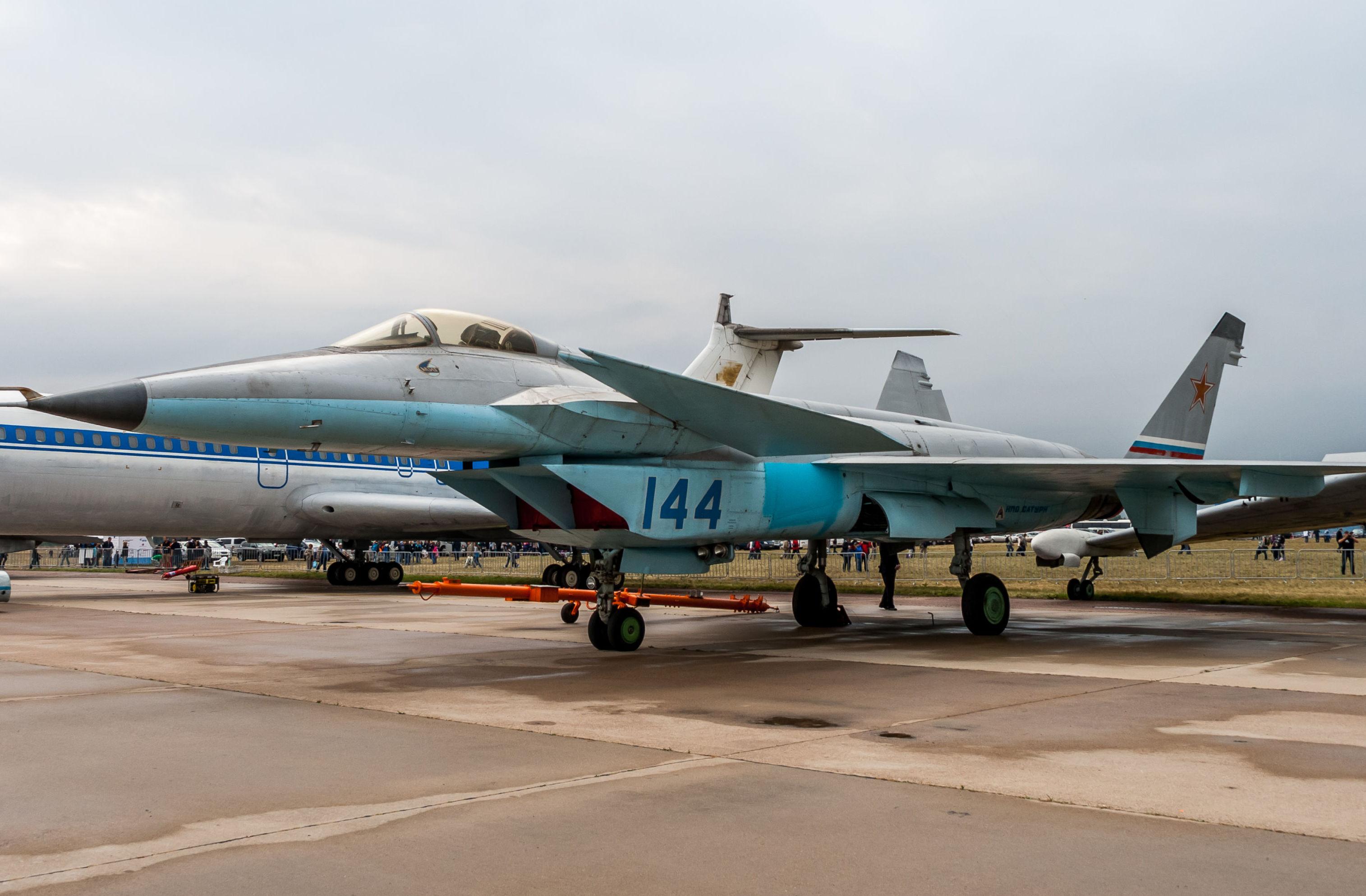 """""""ميغ 1.44""""... لماذا أقلعت مقاتلة الاتحاد السوفيتي من الجيل الخامس مرة واحدة فقط 1043547714"""