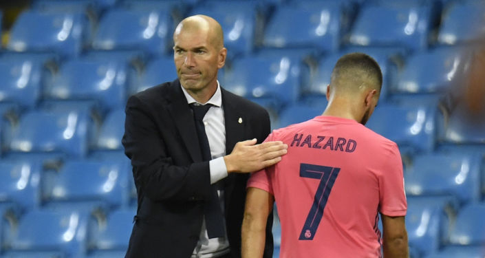 ريال مدريد يودع كأس ملك إسبانيا بعد الهزيمة 2-1 أمام فريق درجة ثالثة... فيديو