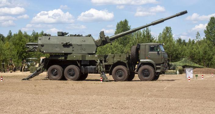 شركة روسية تكشف عن مدفع بمواصفات منقطعة النظير