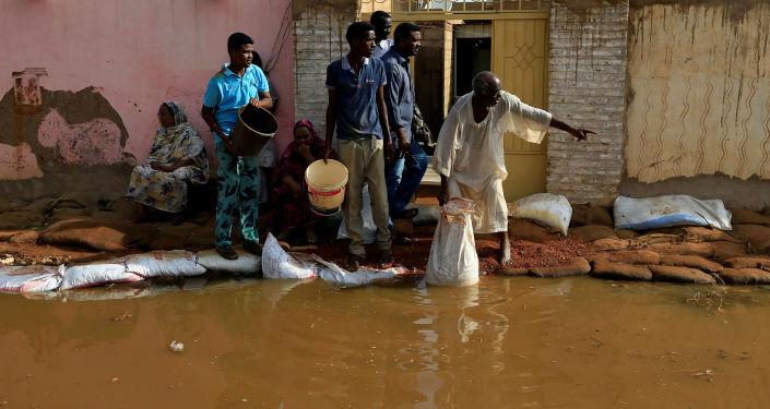 السودان... فرض حالة الطوارئ لمدة 3 أشهر بسبب السيول والفيضانات