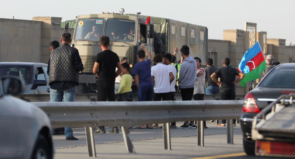 أذربيجان: اتهامات أرمينيا بوجود مسلحين أجانب في صفوفنا غير دقيقة