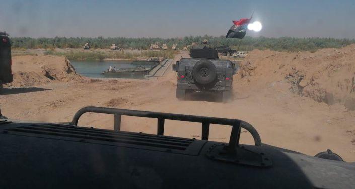 """العراق... القبض على أحد أفراد """"داعش"""" في كركوك"""