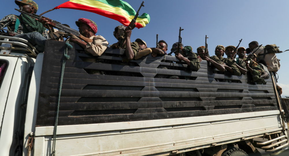 مقديشو تنفي إرسال قوات إلى إقليم تيغراي الإثيوبي