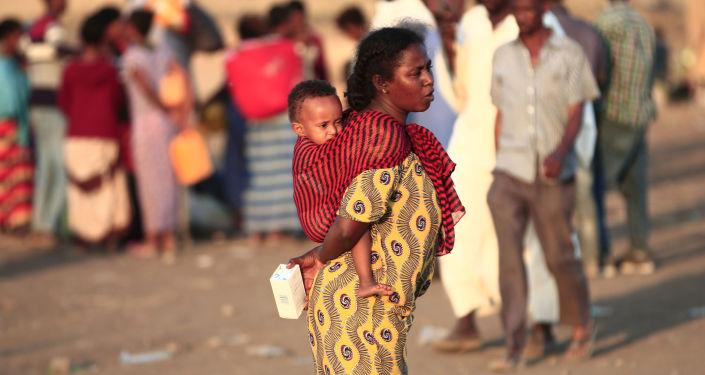 الأمم المتحدة تعلق على اتهامات بتورط لاجئين بالسودان في الصراع بإثيوبيا