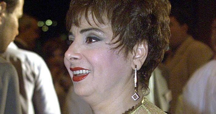 """فادية عبد الغني توضح كيف """"تنبأ"""" أحد مسلسلاتها بفيروس كورونا... فيديو"""