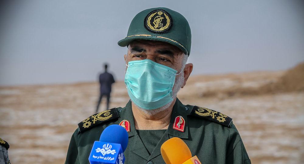 قائد الحرس الثوري يكشف سبب المناورات التي تجريها القوات المسلحة الإيرانية