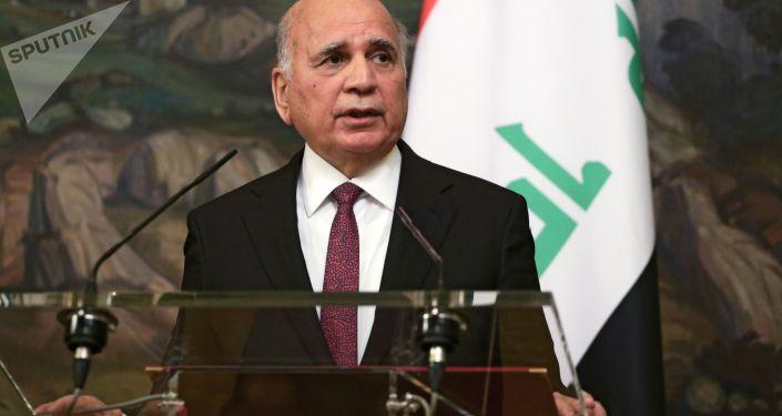 وزير الخارجية العراقي يبحث مع وزراء مجلس التعاون الشبكة الكهربائية وتزويد بلاده بالطاقة