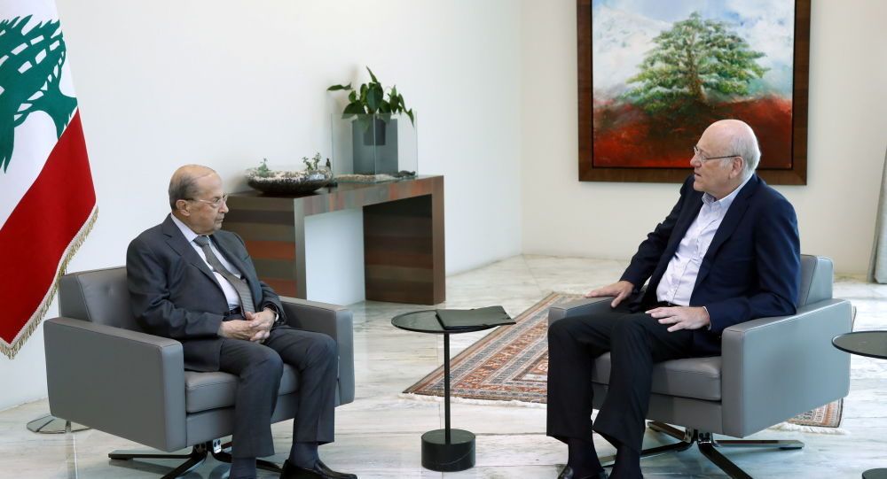 الاتحاد الأوروبي يقر إطار عقوبات على لبنان... ما مدى تأثيره في ظل تكليف ميقاتي؟
