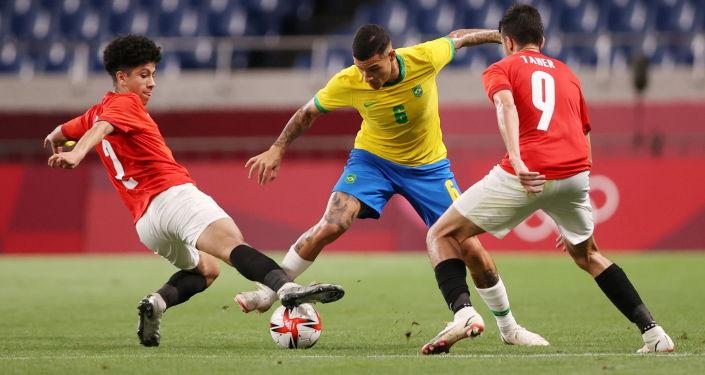 مصر والبرازيل مباشر