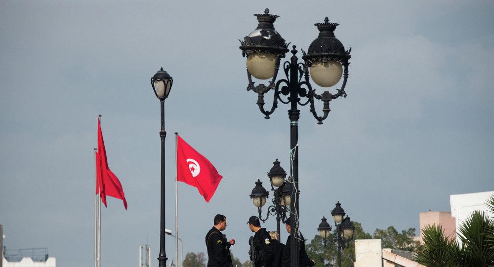 علم تونس
